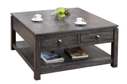 Wo T2 Lc140c X Lancaster 40 Square Coffee Table W D 20 H
