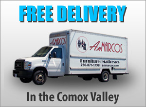 Free Delivery Comox Valley